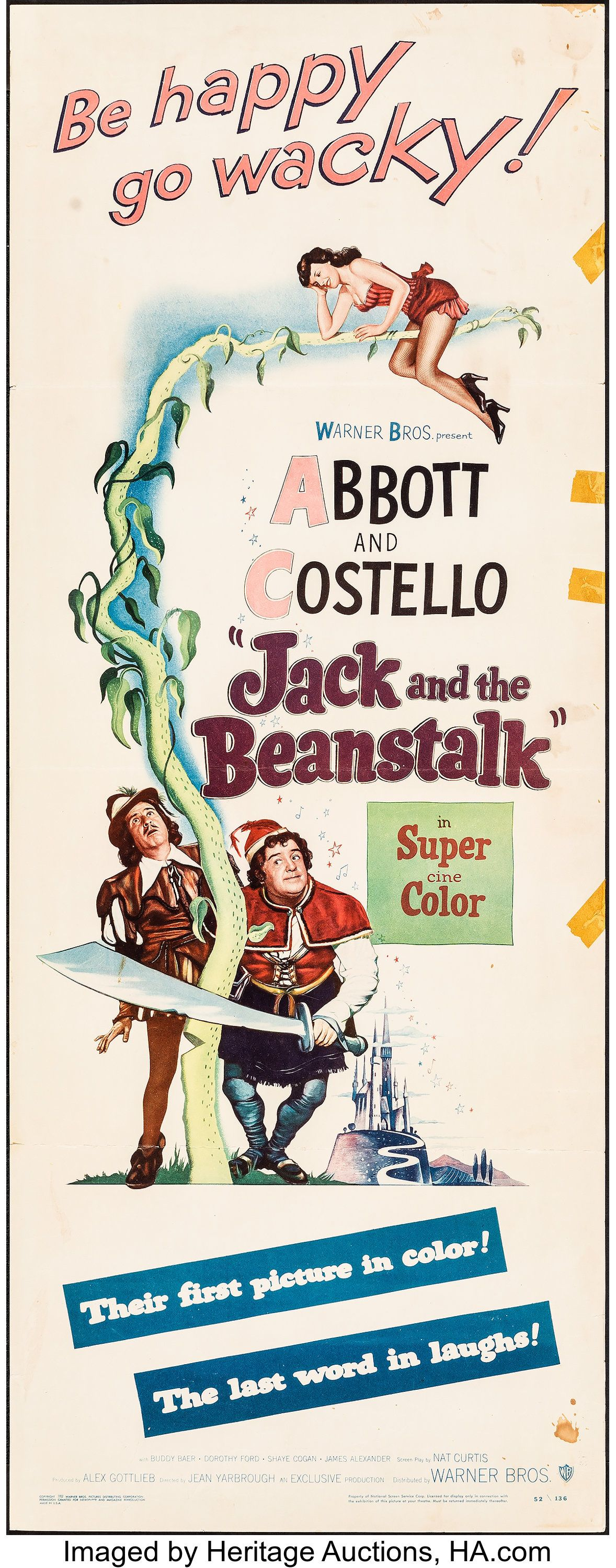 World S Largest Collectibles Auctioneer Jack And The Beanstalk