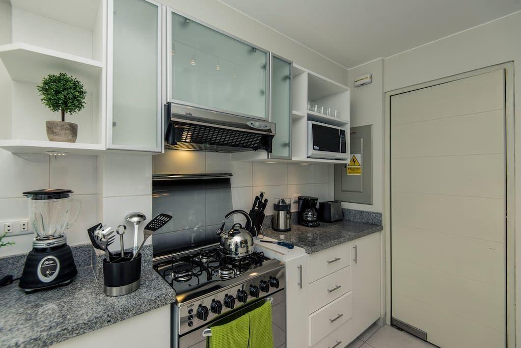 Échale un vistazo a este increíble alojamiento de Airbnb: Modern Apartment 1 in Miraflores - Departamentos en alquiler en Miraflores