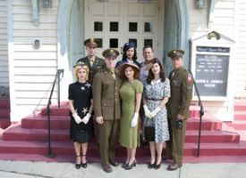 What are the wives' names in Army Wives