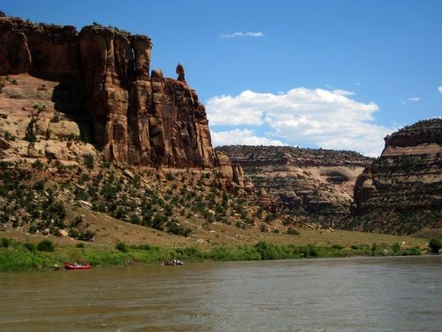 The Ruby-Horsethief section of the Colorado River, McInnis Canyons National Conservation Area, Loma, Colorado, to Westwater, Utah
