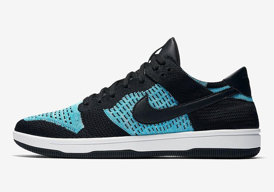 40c0ebaa8b04 Nike Dunk Low Flyknit 917746-001 917746-100 917746-400 917746-600 ...