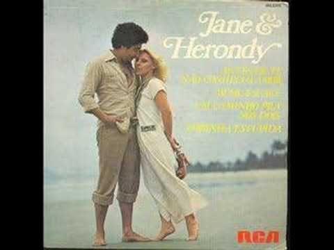 Jane E Herondy Por Muitas Linda Musica Gostei Muito Tambem