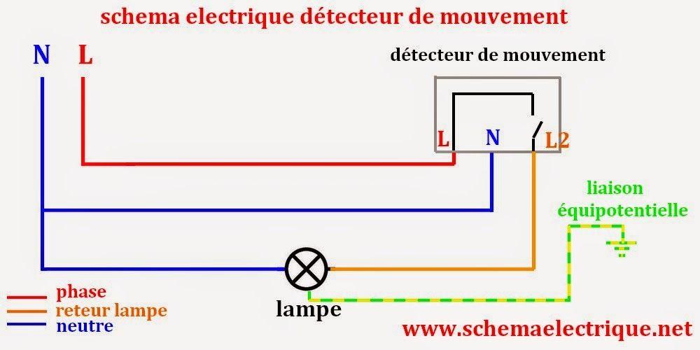 Connu schema electrique | ÉLECTRICITÉ | Pinterest | Détecteur de  XN08