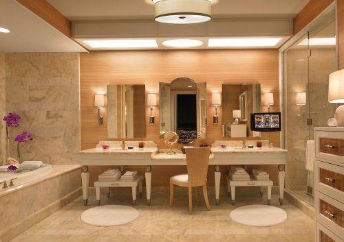 Wynn Spa Suite bathroom..!! Best shower ever..!!
