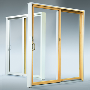 Gliding Patio Doors Anderson 200 Series Narroline Door