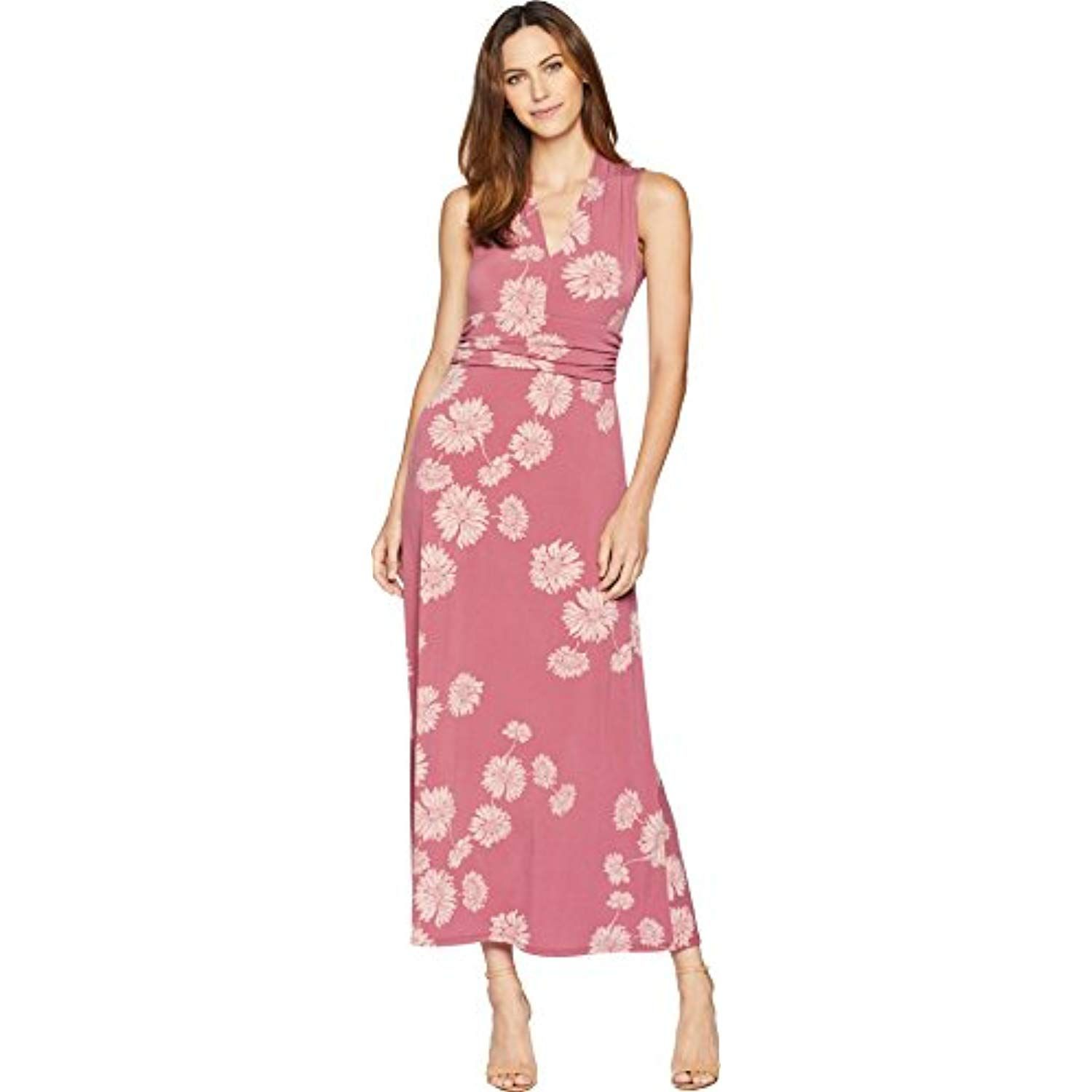 Womens Sleeveless Chateau Floral Halter Maxi Dress Want To Know More Click On The Image This Floral Print Maxi Dress Printed Maxi Dress Floral Print Maxi [ 1500 x 1500 Pixel ]