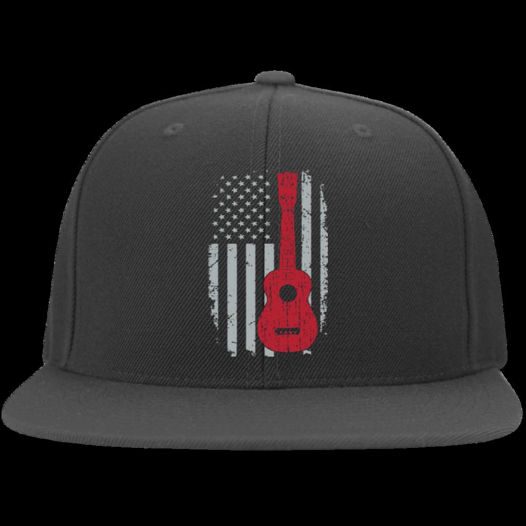 American Ukulele Flexfit Cap