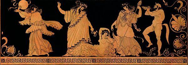 10 Famous Ancient Greek Vases Paintings Ancient Civilizations R