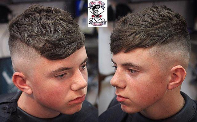 Peaky Blinder Haircut Style