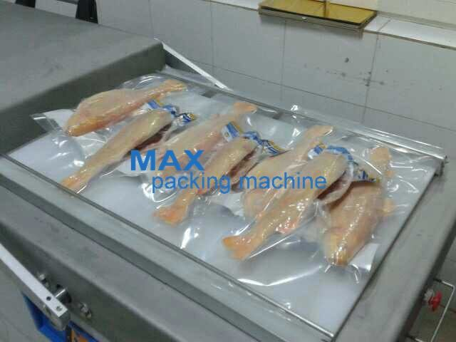Fish fillet vacuum packing available to pack other sea for Fish fillet machine