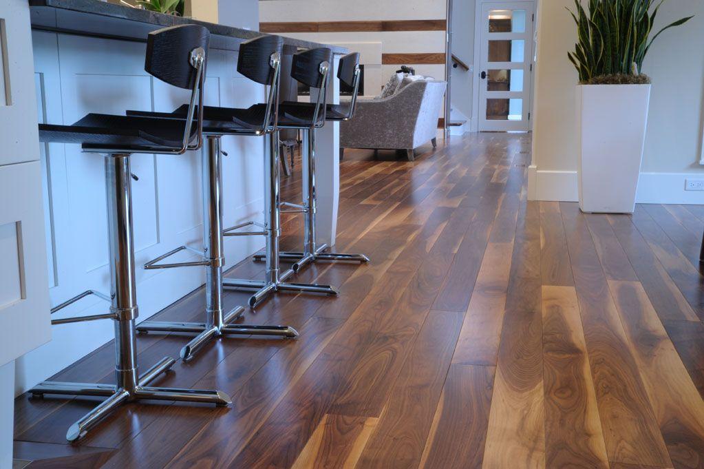 Idées pour votre plancher de bois franc - Solu Custom Hardwood - parquet flottant pour cuisine