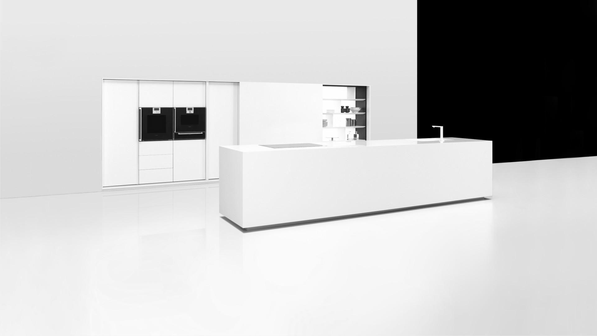 Design Cube Keuken : Nuuun cube designer eiland keuken wow home invasion