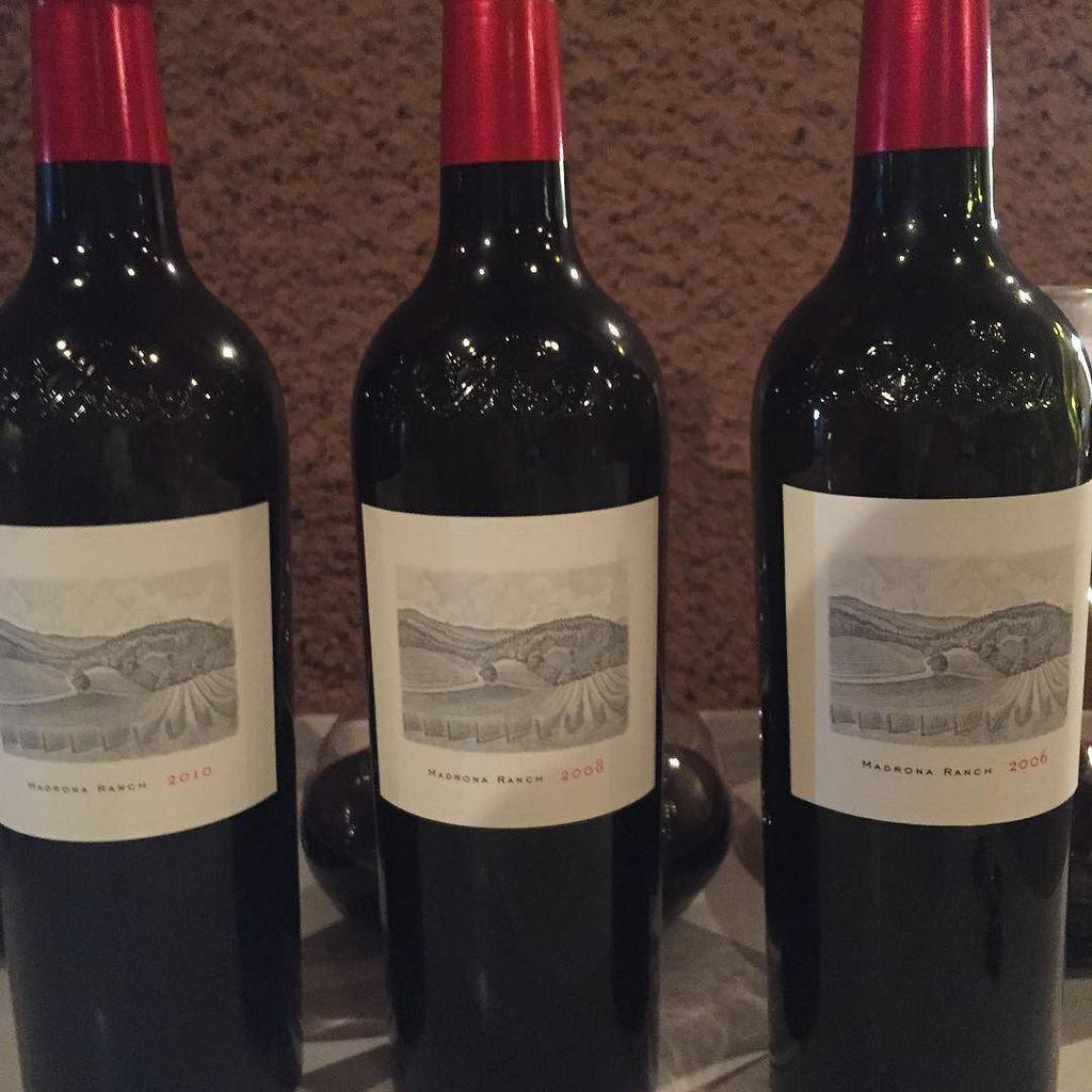 Am huge fan of David Abreu's #wines