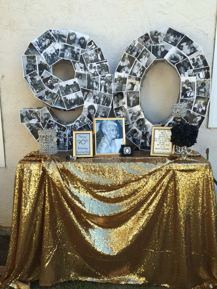 90th 1920s Birthday Party See More Ideas At CatchMyParty