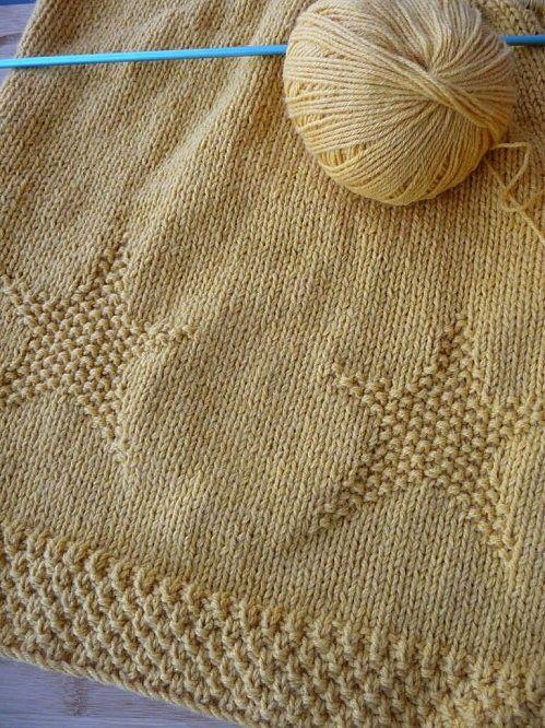 Etoile En Point De Riz Knit Pinterest Crochet Knit Crochet Impressive Etoile Throw Blanket