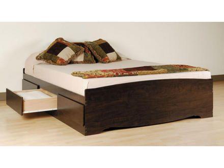 como hacer una cama plataforma - Buscar con Google | camarote ...