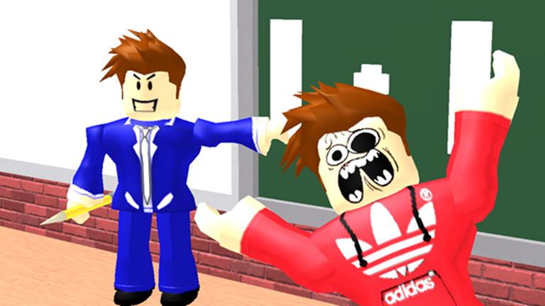 Escape School Obby Roblox Roblox Badge Old Games