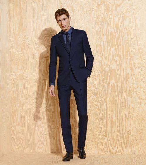le bon costume au masculin fashion mens fashion suit. Black Bedroom Furniture Sets. Home Design Ideas