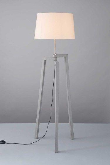 Dax tripod floor lamp bhs