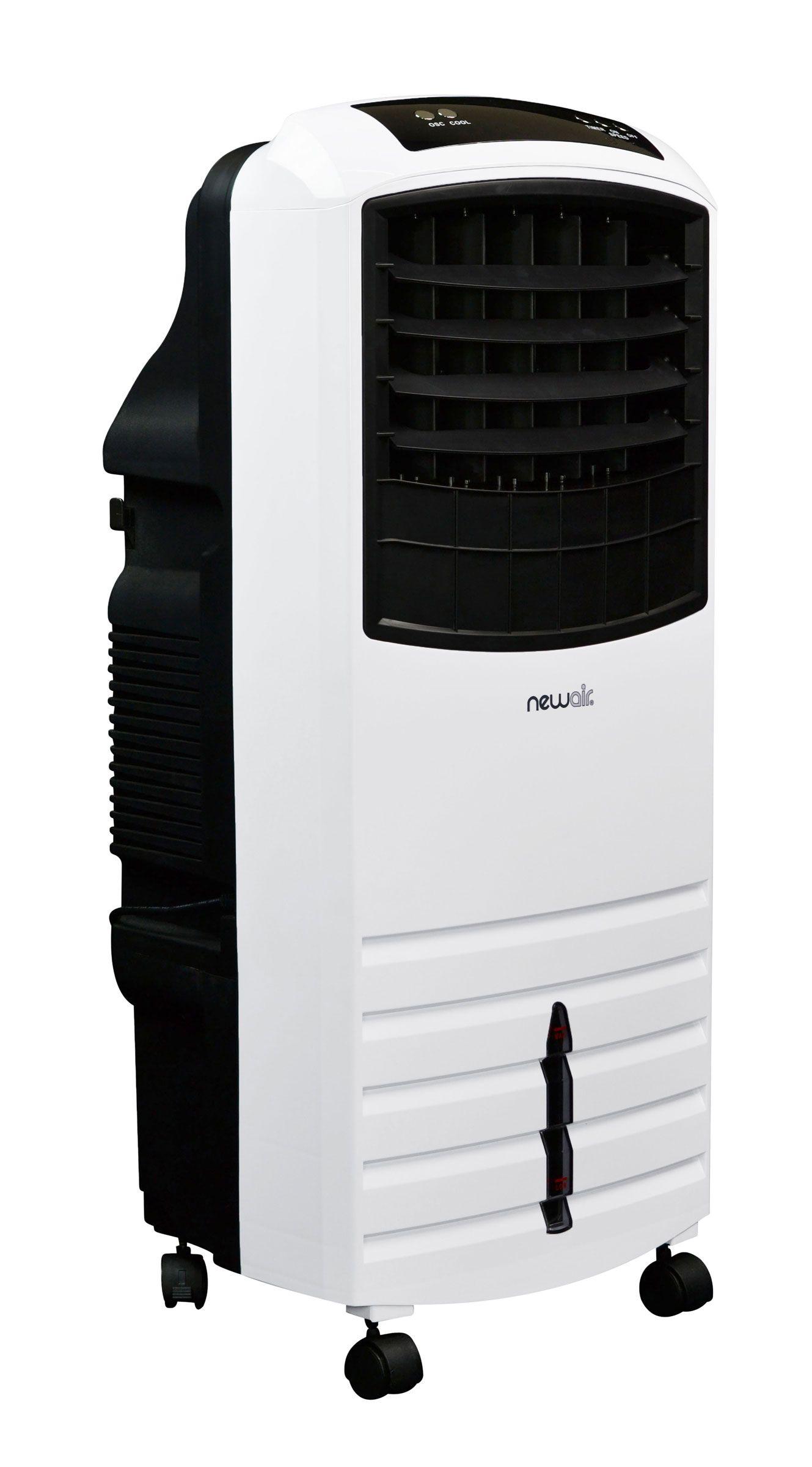 AF1000W White Portable Evaporative Cooler [AF1000W