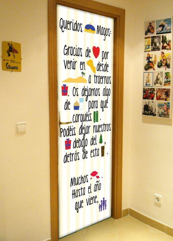 Navidad en tus puertas crespo navidad y puertas decoradas for Puertas decoradas navidad material reciclable