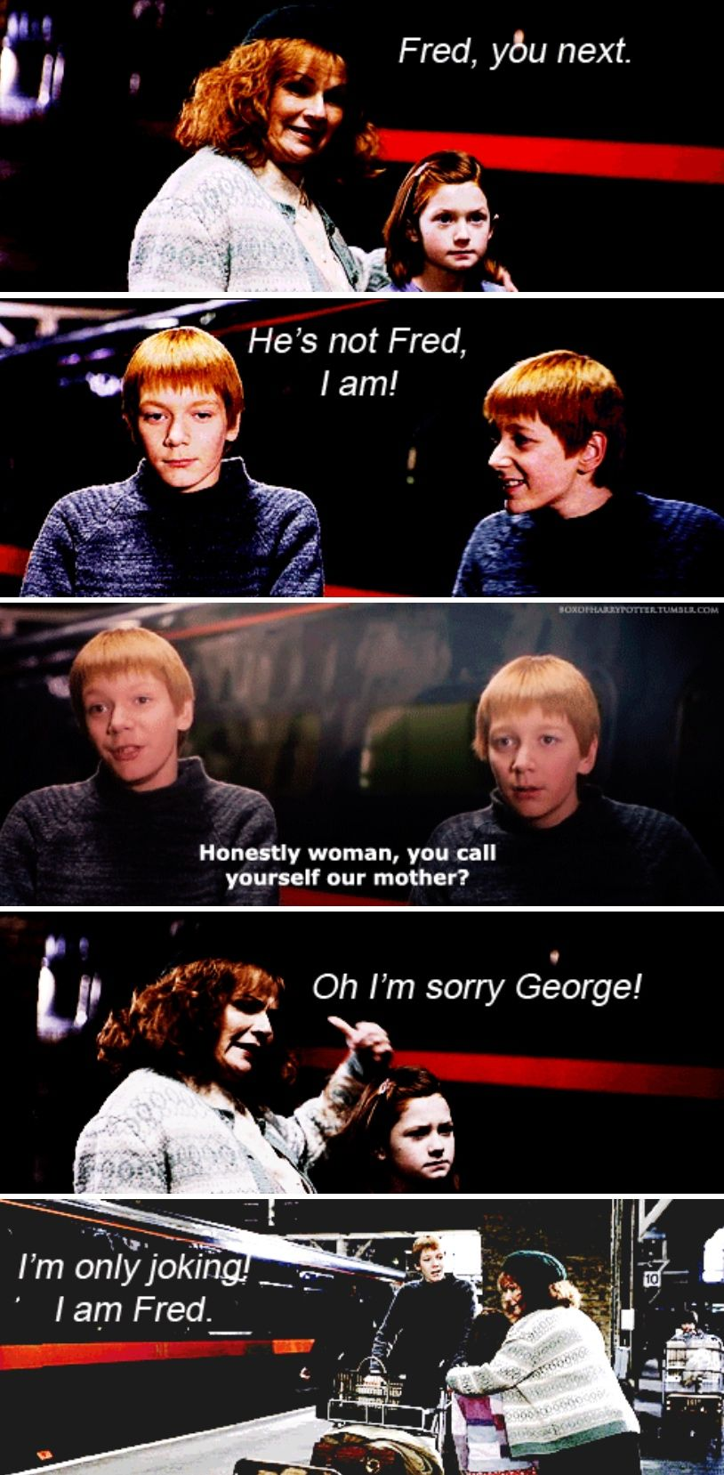 Happy Birthday Fred And George Weasley April 1st Fred And George Weasley George Weasley Weasley