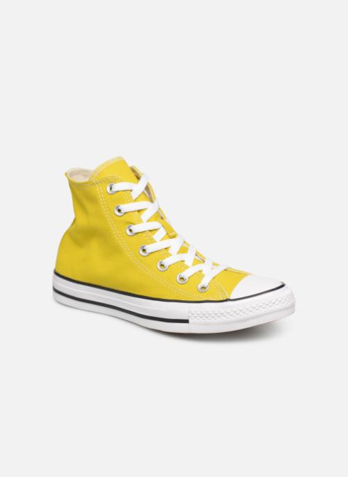 basket femme jaune converse