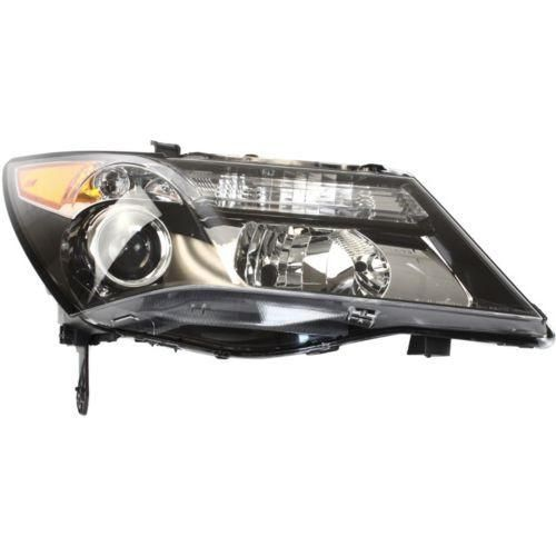 2010-2013 Acura MDX Head Light RH,Lens And Housing,w
