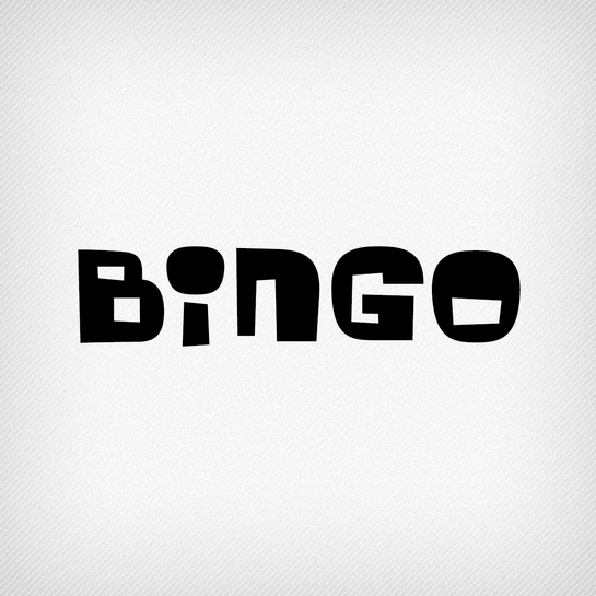 Bingo is a heavy but lighthearted and childlike sans with more than 200 characters. Product information Typographer Rian Hughes Date created 1999 Number of face