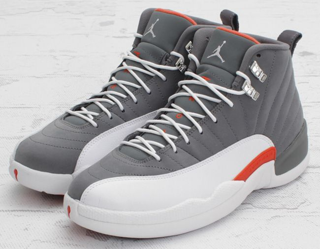 Releasing Air Jordan 12 Retro Cool Grey Team Orange Eu Kicks Sneaker Magazine