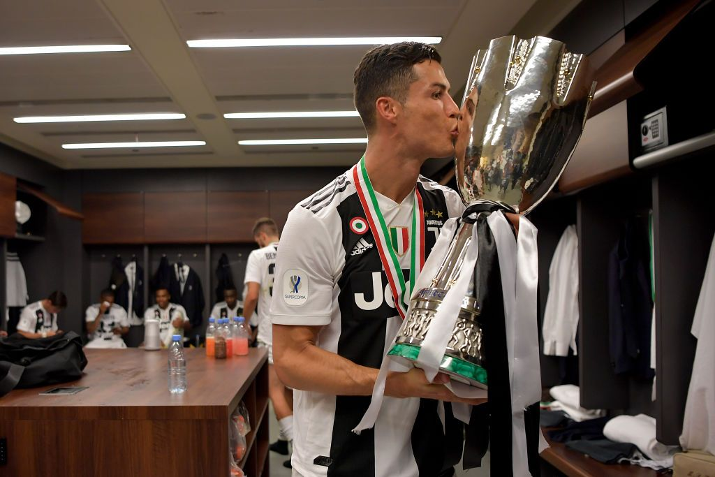 Ronaldo is turning his hotels into hospitals