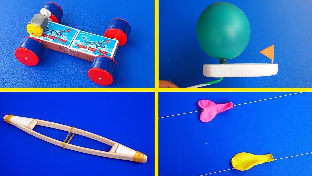 5 Amazing Ideas Diy Toys Diy Toys Balloon Diy Toys From Trash