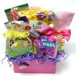 All in Pink #Easter #Basket #Naperville #Naper #Nuts #Sweets