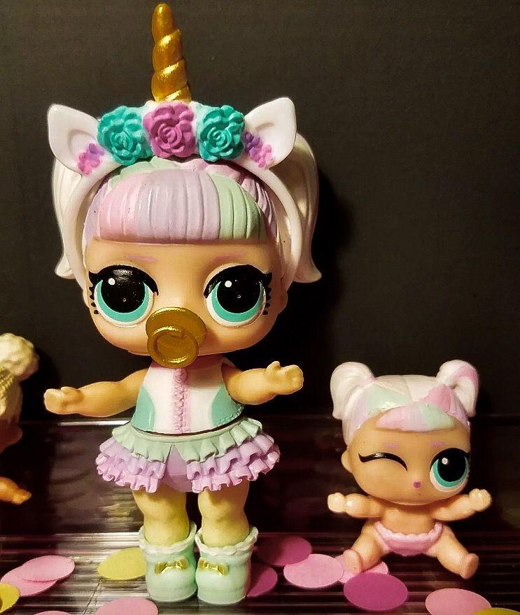 Series 3: Unicorn \u0026 Lil' Unicorn   Bambole lol
