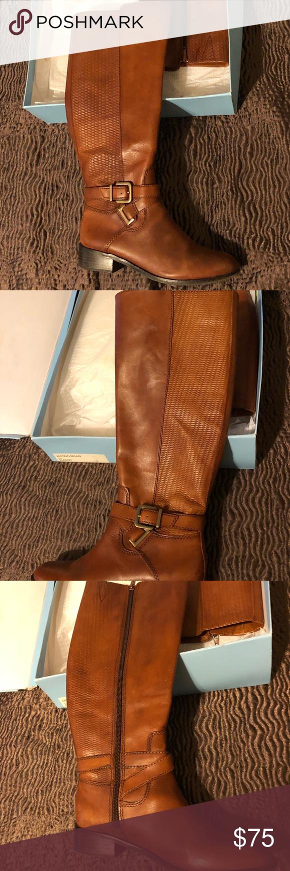 Antonio Melani Women's Leather Boots