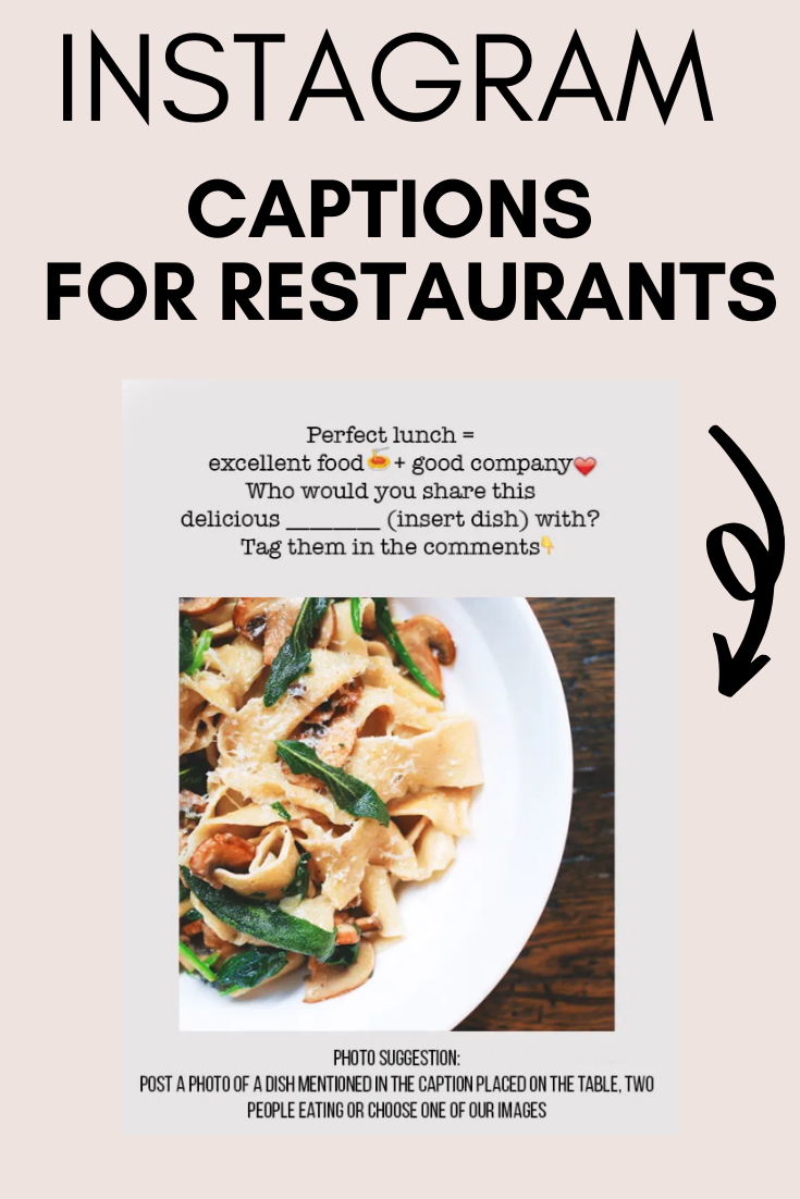 30 Captions For Restaurants In 2020 Food Captions For Instagram Food Captions Instagram Food