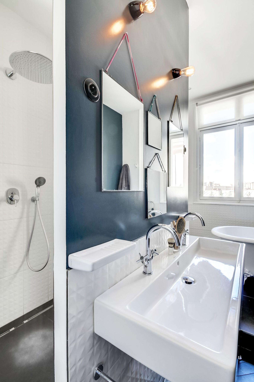 Bleu Dans La Salle De Bains 10 Inspirations Deco Salle De Bain