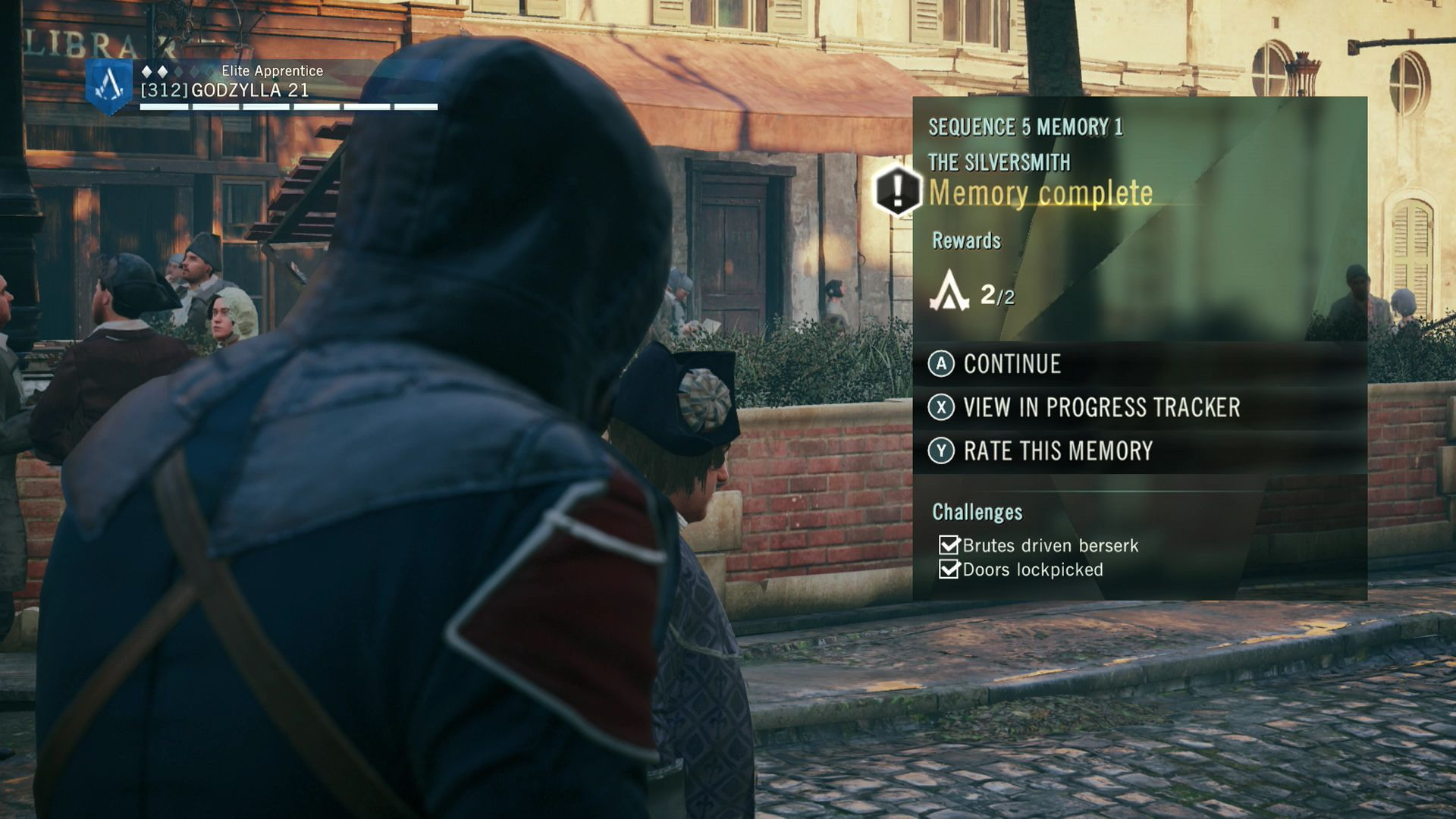 Assassin S Creed Unity Walkthrough Sequence 5 Memory 1 Vgfaq Assassin S Creed Unity Assassin S Creed Creed