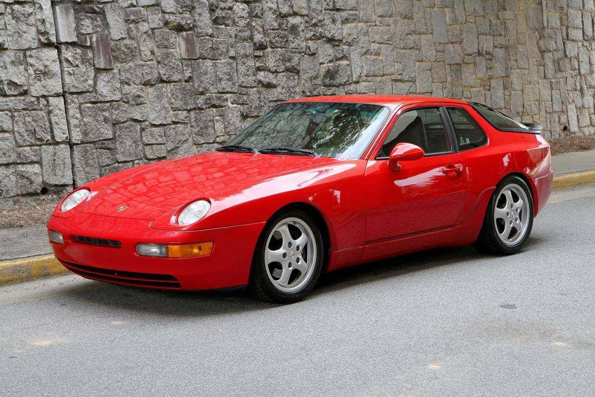 1992 Porsche 968 For Sale 1729595 Porsche 968 Porsche Porsche 968 For Sale