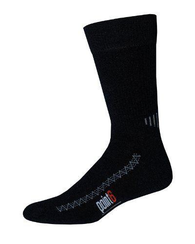 point6 Active Light Cushion Crew Socks