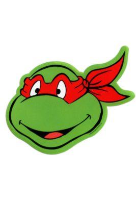 Teenage Mutant Ninja Turtles Raphael Face Sticker Birthday Party