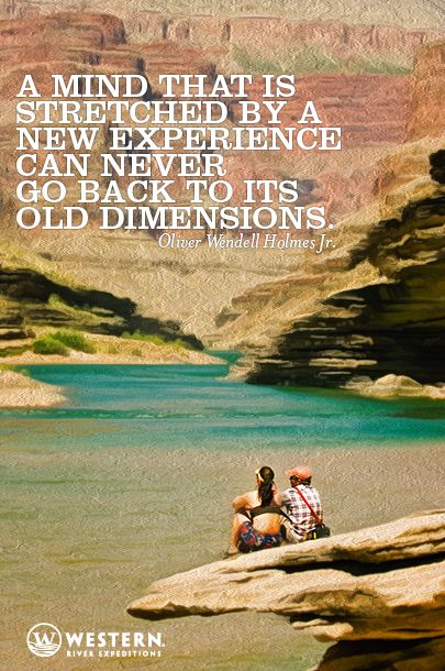 Grand Canyon Rafting trips are like no other vacation experience. You'll just have to go to know!