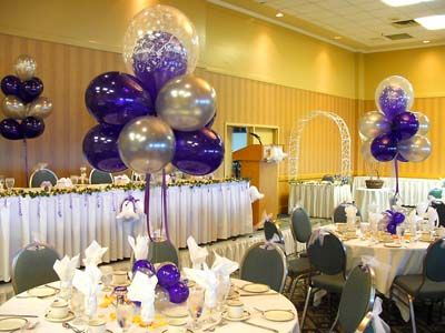 Image result for balloon decorations for weddings