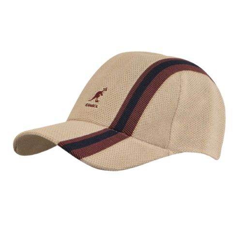 Kangol Polo Stripe Spacecap -- Not a hat guy but this is fresh  4ea873c7940