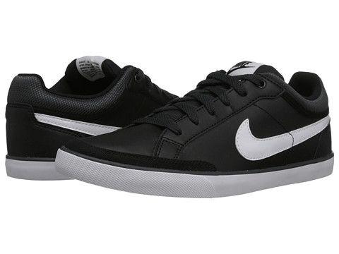 Nike capri iii lth black anthracite white white