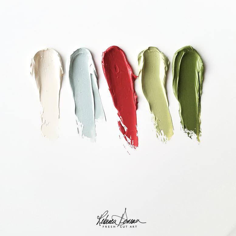 Photo of Color Palette