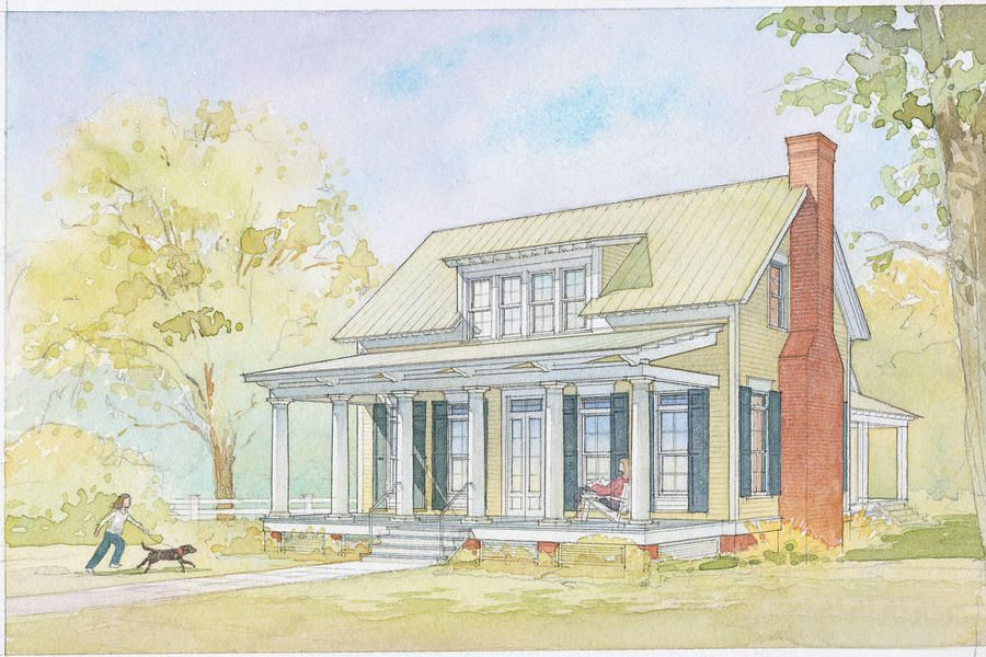 Top 12 Best Selling House Plans Country Cottage House Plans Southern Living House Plans Country House Plans