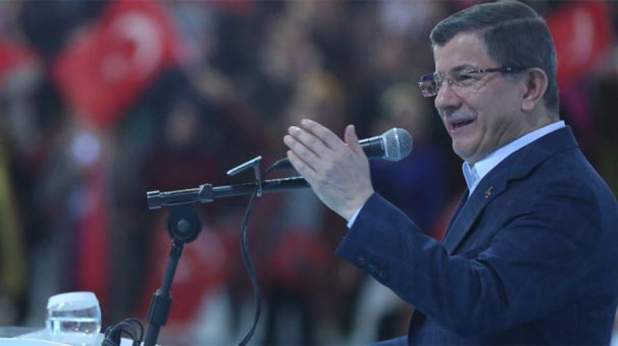 """27 February 2016 Kurdish Question Turkish Prime Minister Ahmet Davutoğlu has accused the Kurds of being like """"Armenian gangs and collaborating with Ru..."""