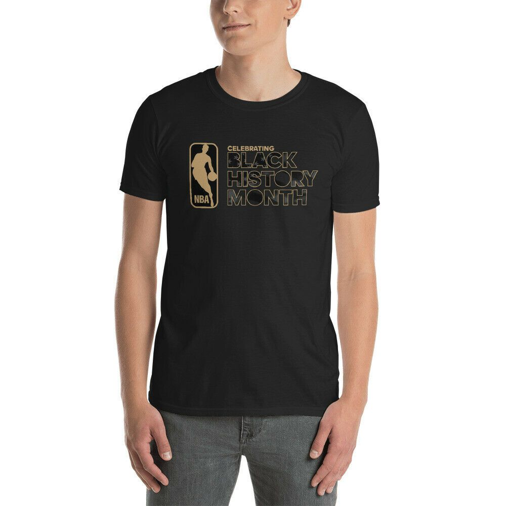 ae0485169aa Black History Month Nba T Shirts
