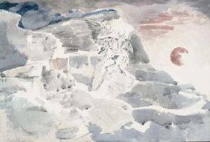 Ghost in the Shale by Paul Nash